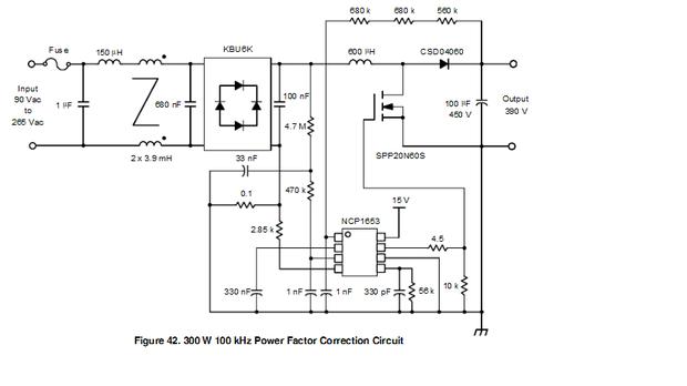 ncp1653设计的功率因素校正电路怎么总是烧啊?