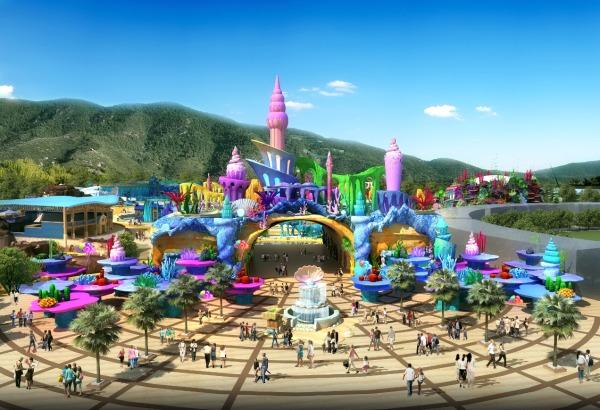 太湖龙之梦乐园海洋世界本月动工 打造长三角最大海洋