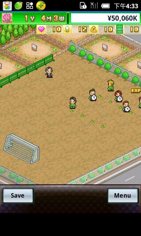 足球物语英文版