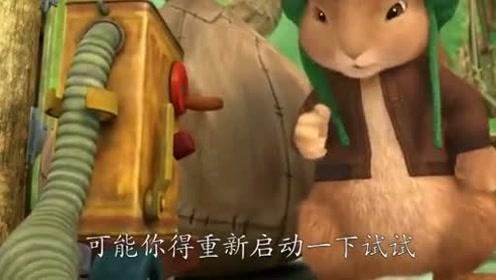 比得兔:森林里所有榛果都烧焦,这下松鼠靠什么过冬!