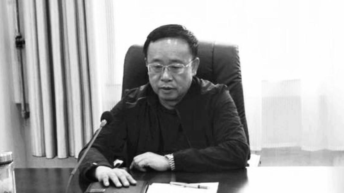甘肃白银景泰县委原书记坠楼身亡!已排除刑事案件