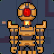 疯狂机器人