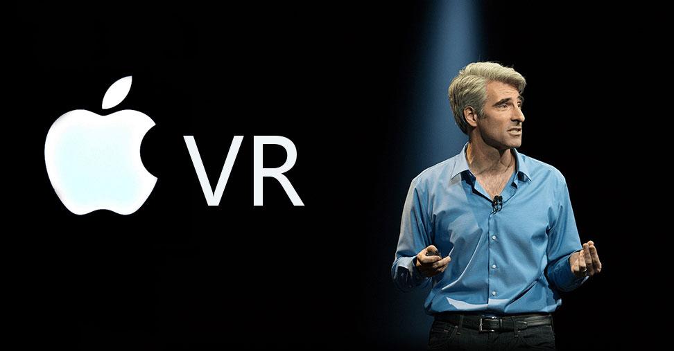 苹果或推出Apple VR