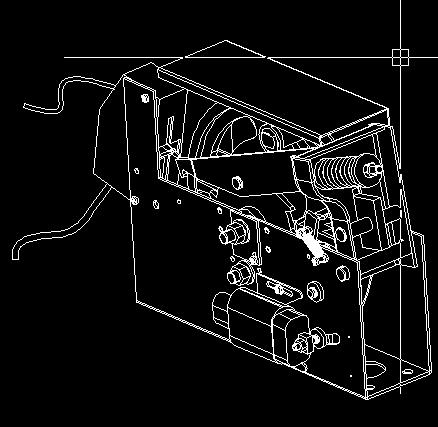 UG下载CAD图轮廓只有线的--像这样!_36cadplant3d导出图片