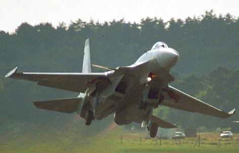 俄罗斯苏-32战斗机