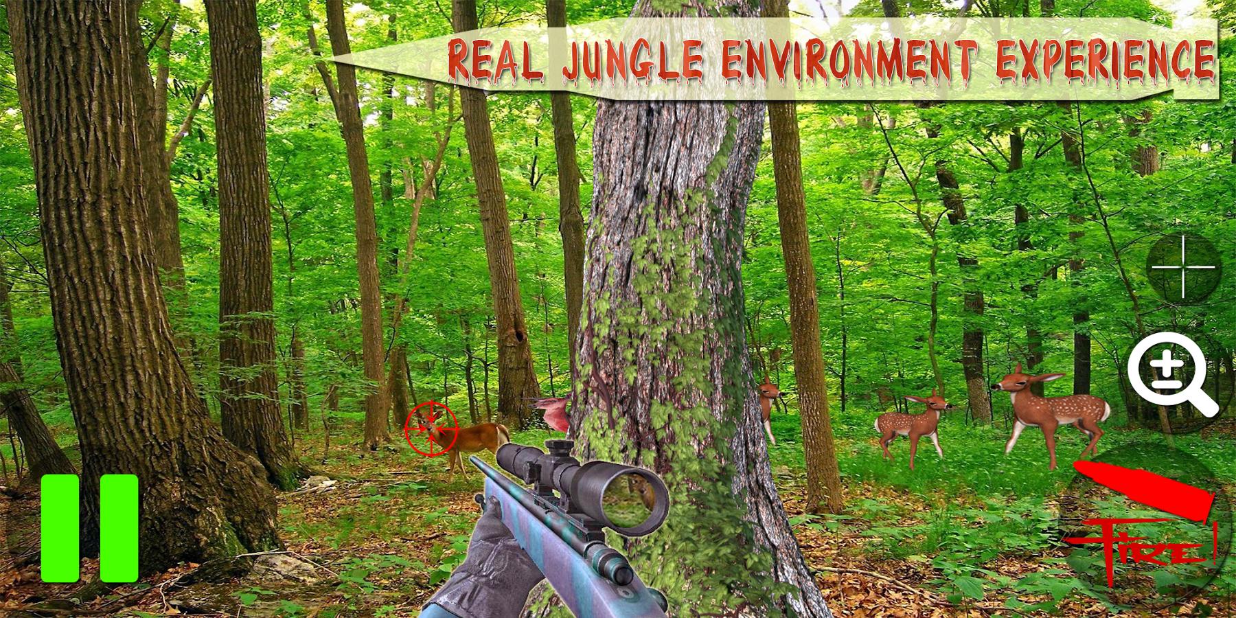Hunting the Wild Deer - Hunter截图3