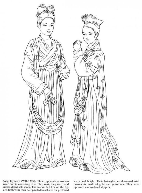 中国传统服饰的历代演变_360问答