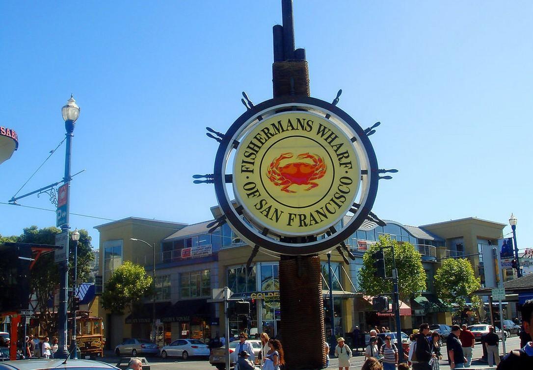渔人码头过去曾是意大利渔夫的停泊码头,如今已是旧金山最热门的去处
