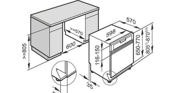 爱博体育那么嵌入式洗碗机如何安装呢?下面就和各人分享一下