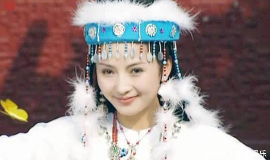 公认最美的5位香妃,李沁第4,张嘉倪第2,第一永恒的经典