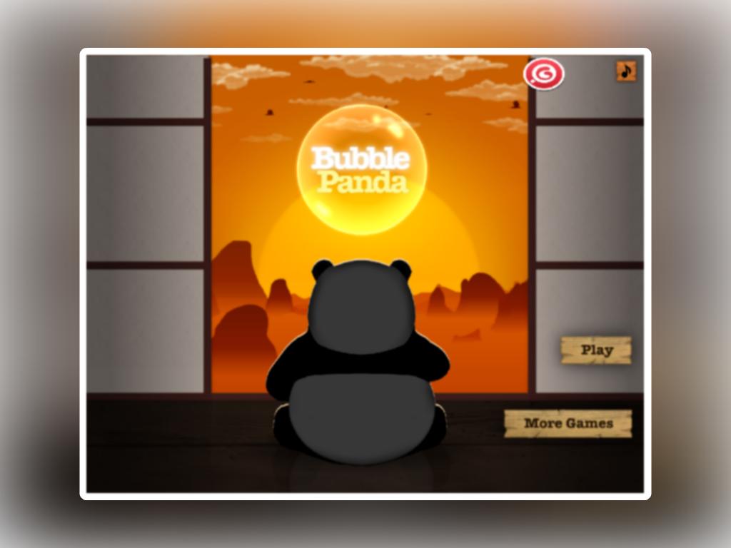 泡泡熊猫,泡泡熊猫游戏
