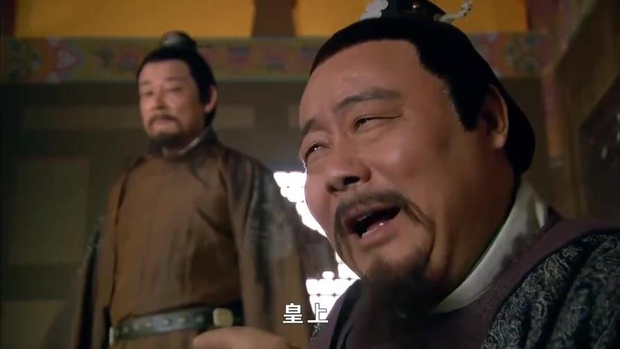 精忠岳飞:张邦昌说自己是为了百姓,才答应金人伪楚皇帝的册封