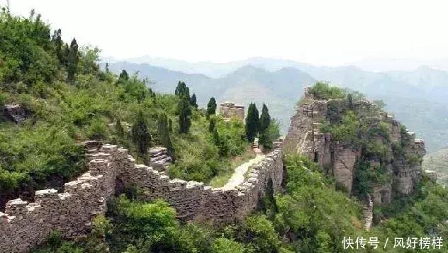 享清风游古村,夏日避暑胜地,齐长城下的青山绿水等您来!