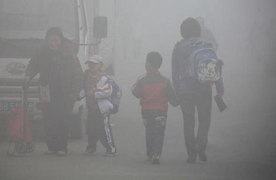 【转】北京时间      环保部:灰霾面积达188万平方公里 108城重度污染 - 妙康居士 - 妙康居士~晴樵雪读的博客