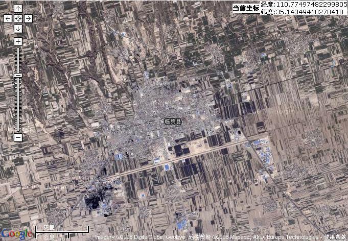 (图)卫星地图