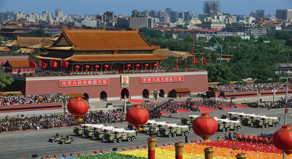 天安门-明清时期北京皇城城门