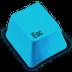ESC键移动