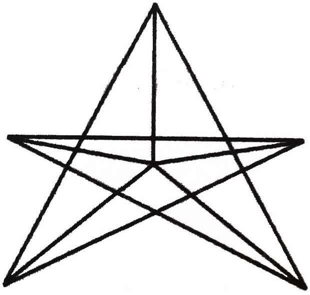 图中有几个三角形