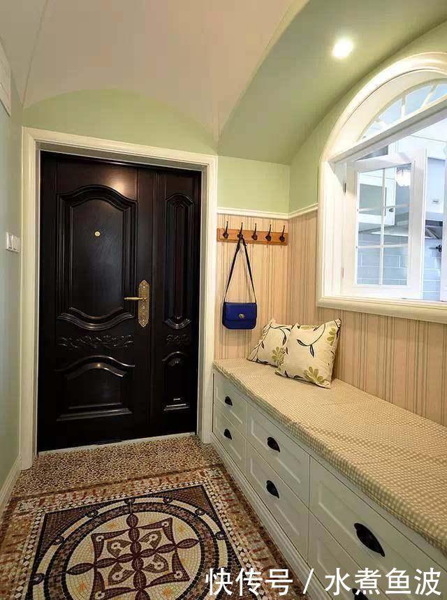 晒晒我家130㎡新房,装修花21万,舒适清新,一进门就被迷住