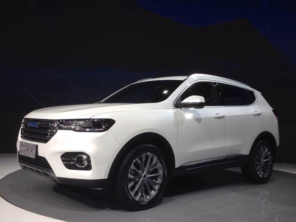 全新哈弗H6 2017新款 新SUV11.88万配置性价比高