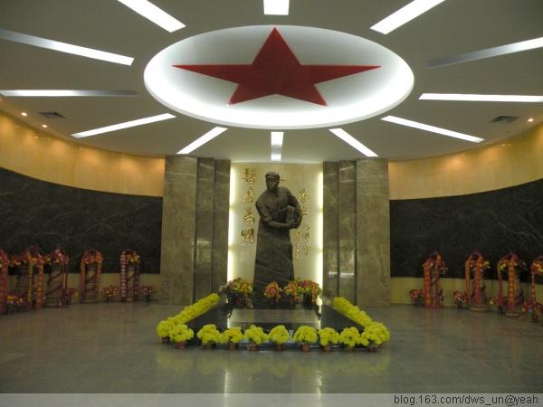 烈士纪念馆设计