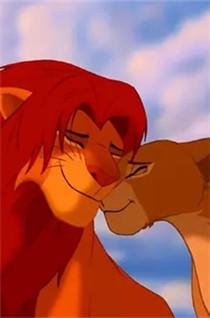 狮子王辛巴动画图片