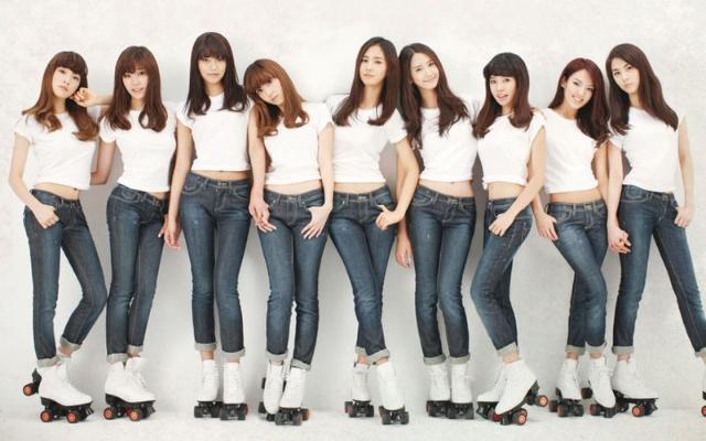 韩国三大女子组合