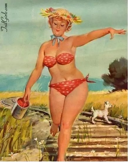 胖女生和瘦女生原来那么不一样,看后好骄傲! - 山高月远 - 山高月远的博客