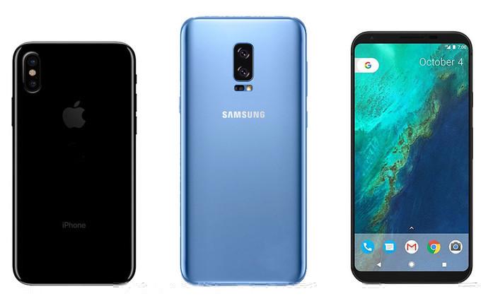 2017下半年最值得期待的手机有哪些?手机排行榜