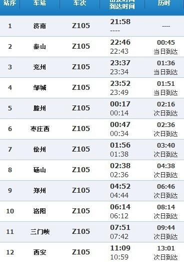 Z105次列车过西宁吗?_360问答