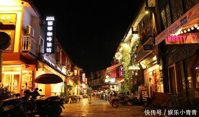 广西最热闹的小县城,街上到处都是外国人,就是东西卖的比较贵!