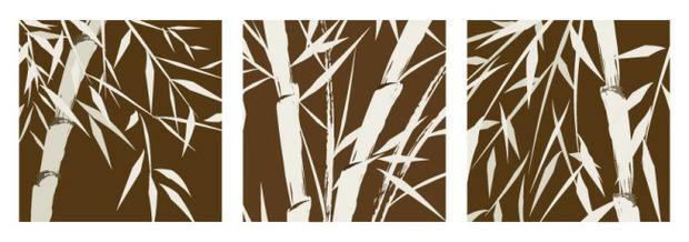 竹子简笔画步骤比较清新淡雅的简笔画(最好是竹子之类