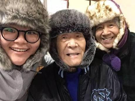 【转】北京时间      他年少逃亡台湾 晚年爆红网络意外找回大陆至亲 - 妙康居士 - 妙康居士~晴樵雪读的博客