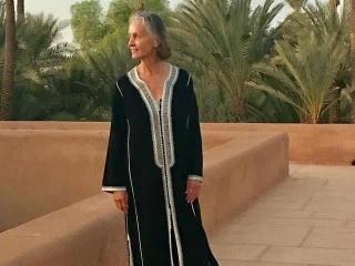 这位69岁的巴黎婆婆,比你我都时尚!