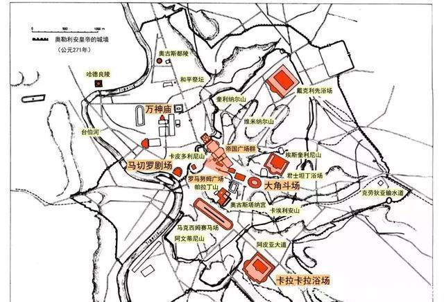 建筑|拱券结构的建筑那么多,古罗马的特别之处又在哪?