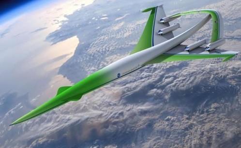 协和式超音速飞机为了达到如此高的速度,必须要携带大量的燃油,同时