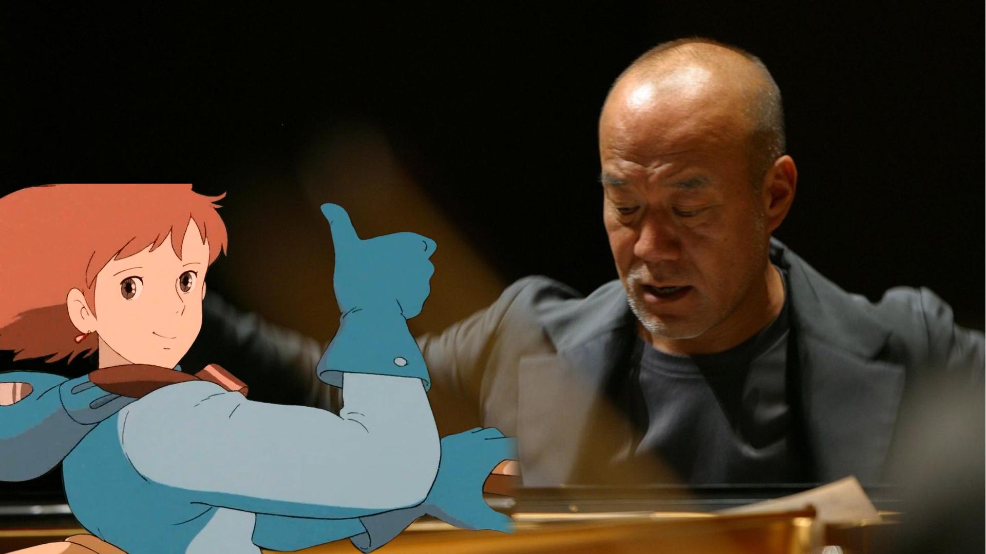 这个日本老头不一般,宫崎骏御用配乐大师久石让先生