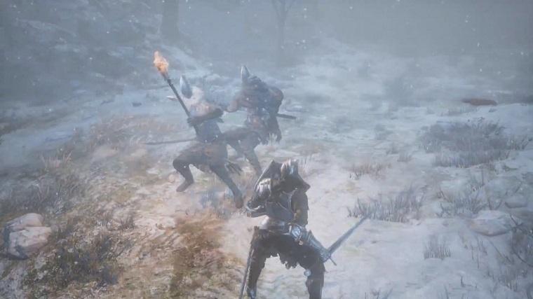 《阿里安德尔的灰烬》游戏画面