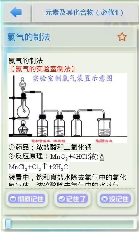 化学必备(高中)截图3