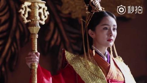 《扶摇》发布片花,杨幂皇后造型曝光,阮经天演技惊艳!