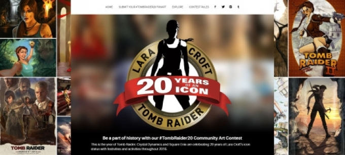 SE公布E3 2016参展游戏
