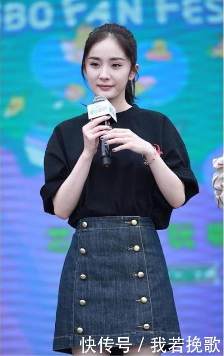 当杨幂刘亦菲同穿短裙现身,网友终于见识到蚂蚁腿与大象腿差距
