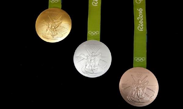 糗大了!130枚里约奥运奖牌生锈:退货 -  - 真光 的博客