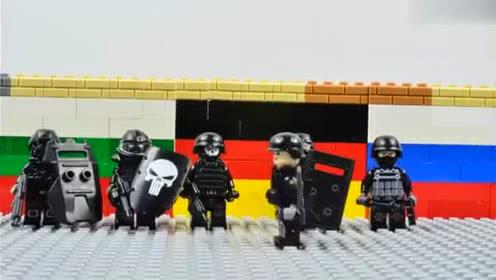 趣动画,乐高城市系列之特警出击2FIRE警匪大战