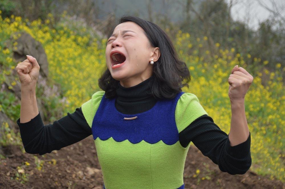 这些离婚女性坟墓中感受死亡 获得重生 - 周公乐 - xinhua8848 的博客