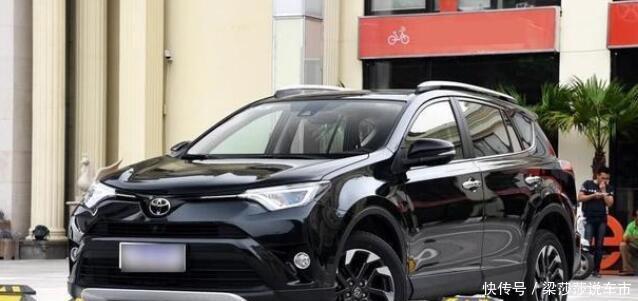 "SUV的""大哥大""!上市9年至今0差评,四种尺寸可选,仅15.18W比CRV值"