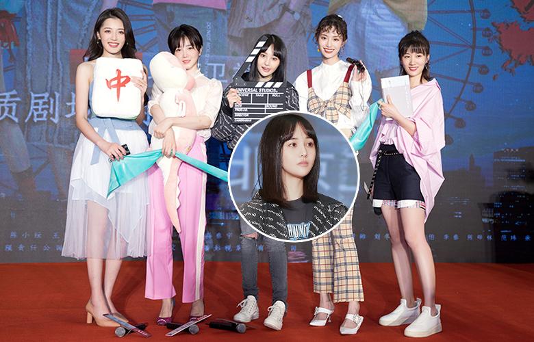 赵宝刚《青春斗》发布会曝主题曲MV 郑爽自扇巴掌诠释角色