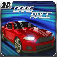 賽跑比賽車賽跑的3D的阻力