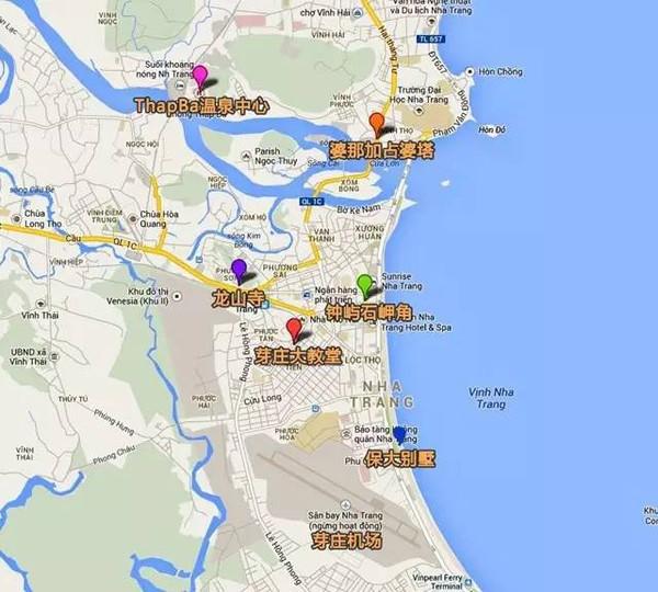 竹岛四方路地图