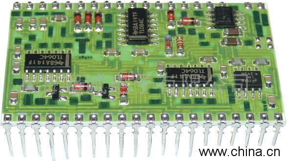 厚膜和薄膜电路与单片集成电路相比,各有特点,互为补充.